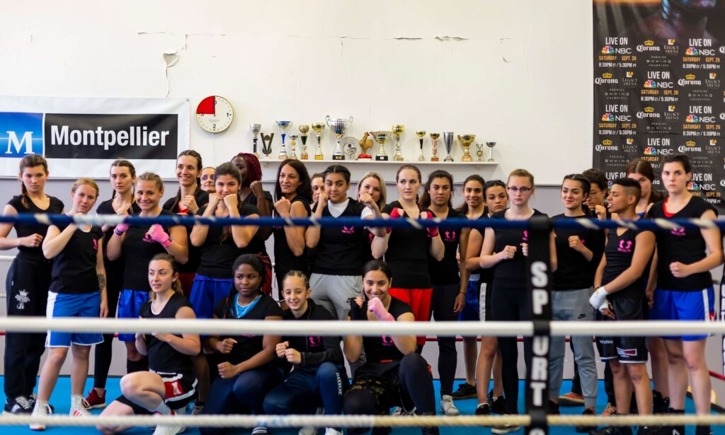 ladies boxing perf montpellier 2019 2020
